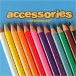 12 Colouring Pencils Shrink Art Accessory Pack