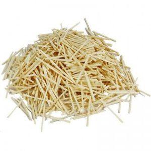 1000 Natural Wooden Matchsticks - 7061-1000