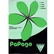 100 Sheets A4 Dark Green Card 240gsm