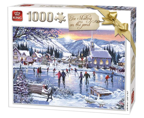 ice skating puzzle