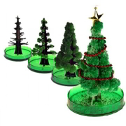 Grow your Own Magic Christmas Tree Toy