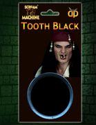 Halloween Scream Machine Tooth Black Make Up Putty - 11722