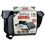 Portable Satchel Sketch Drawing Set with Accessories / Equipment