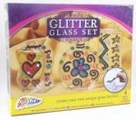 Glitter Glass Painting Set Create Your Own Glass Bottle