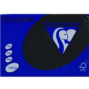 A4 Black Card 160gsm Ream of 250 Sheets