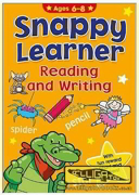 A4 Snappy Learner Reading & Writing Educational School Book