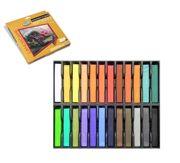 Pack Of 24 Landscape Drawing Soft Pastel Set Cpa-l24