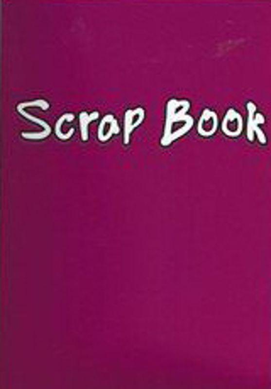 Purple Colour Scrap Paper 24 Page Book 333-SPL2