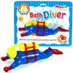Clockwork Bath Diver Toy 385-205