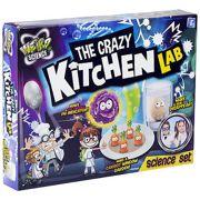 The Crazy Kitchen Lab Scientific Toy Set - 44-0090