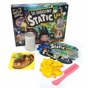 So Shocking Static Lab