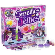 Childrens Make Your Own Smellies & Jellies Bath Bombs & Lip Balms Perfumed