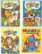 One A4 Children's Magic Painting Book - 920-SPL1