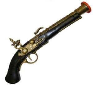 Toy Pirate Gun