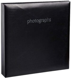 Black 200 Photograph Album