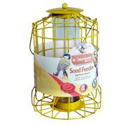 Metal Squirrel Proof Bird Seed Feeder BF007S