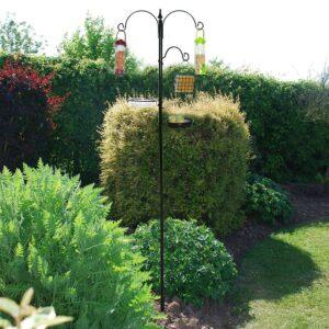Bird Feeding Station