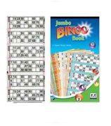 Bingo Ticket Books 480 Easy Tear Bingo Tickets - BTZ/3
