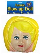 Henbrandt Inflatable 5ft Female Blow Up Doll C00 735