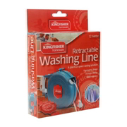 12m Outdoors Retractable Washing Line