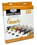 24 Colour Guache Paint Pack GOU21-24
