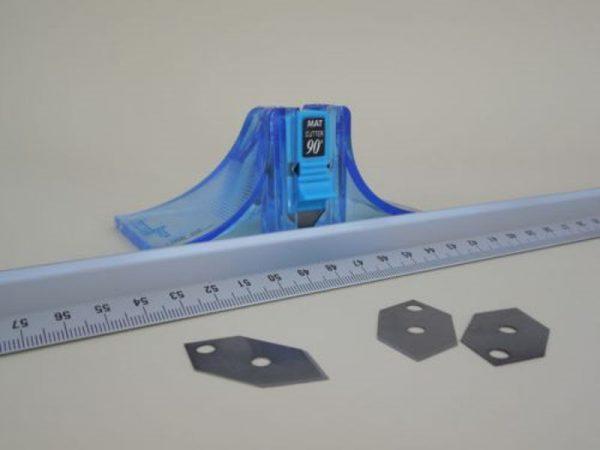 Bi-Directional Mount Cutter And 60cm Ruler - MC-60R