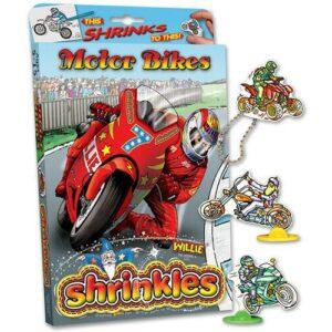 Motor Bike Shrinkles