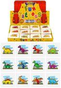Dinosaur Mini Temporary Tattoos 12 Pack - N51 033