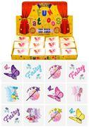 Fairy Mini Temporary Tattoos 12pack N51 034