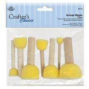 7 Piece Sponge Stippler Variety Set