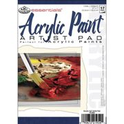 """Artist Paper Pads For Acrylic Painting 5""""x7"""" (pk Of 2 Pads)"""
