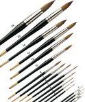 Pro Arte Series 101 Prolene Round Watercolour Paint Brush Size 0000