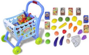 3-in-1`Shopping Trolley