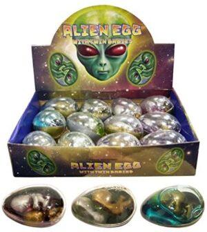 Twin Alien Eggs