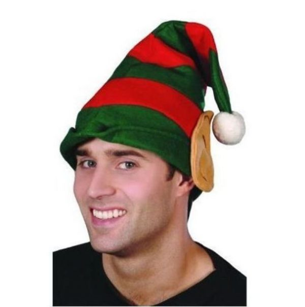 Adult Sized Elf Pixie Hat With Ears - W00 097