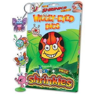 Wiggly Eyed Bugs Shrinkles