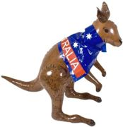 Giant Inflatable Kangaroo Fancy Dress Party Accessory - X99 009
