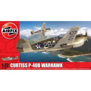 Curtis P-40B Warhawk