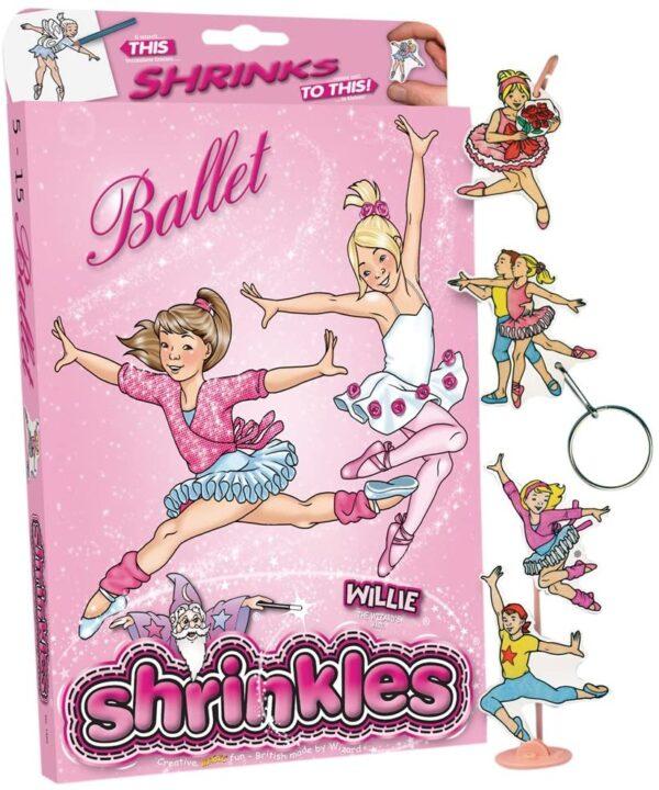 Shrinkles Ballet Bumper Box