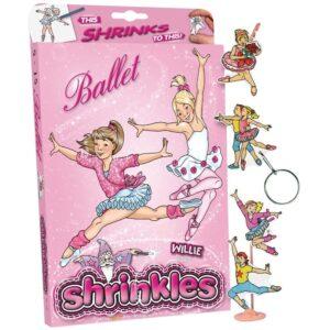 Ballet Shrinkles