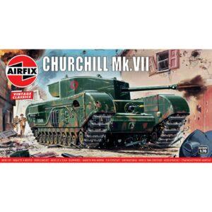 Churchill Mk.VII Tank