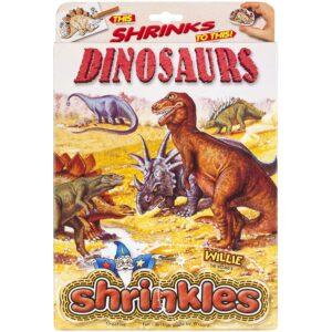 Dinosaur Shrinkles