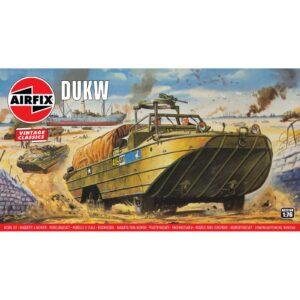 DUKW Truck Model