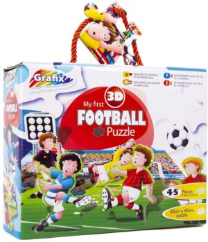 Grafix football puzzle