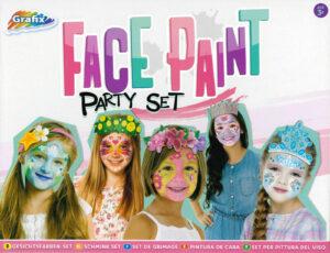 Face Paint Party Set