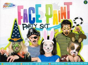 grafix face paint set