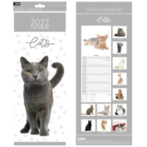 Cats Wall Planner