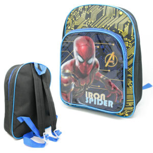 Iron Spiderman Backpack