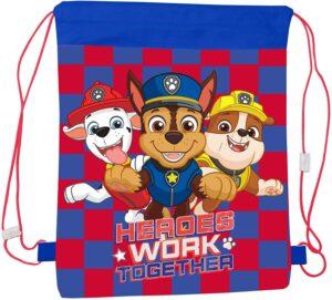 Paw Patrol PE Bag