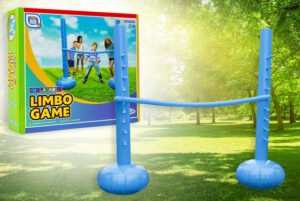 Inflatable Limbo Party Game